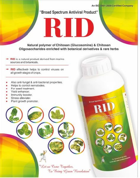 RID Broad Spectrum Antiviral Liquids