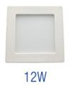 12W Square LED Panel Light