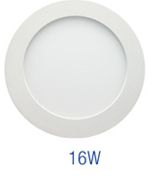 16W Round LED Panel Light
