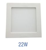 22 Square LED Panel Light