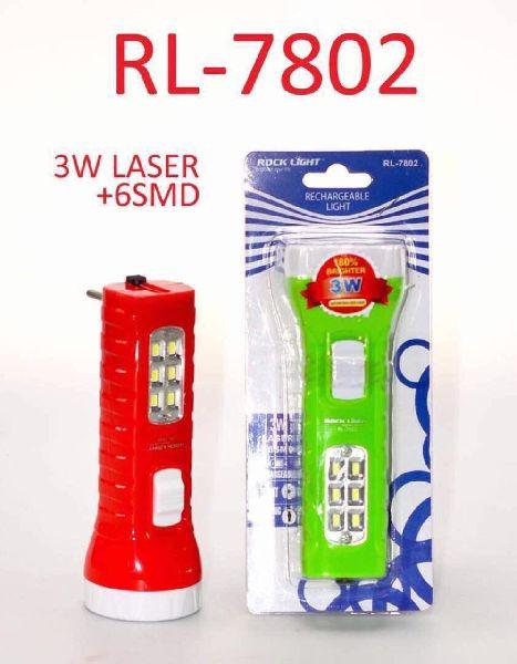 RL 7802 LED Torch Light