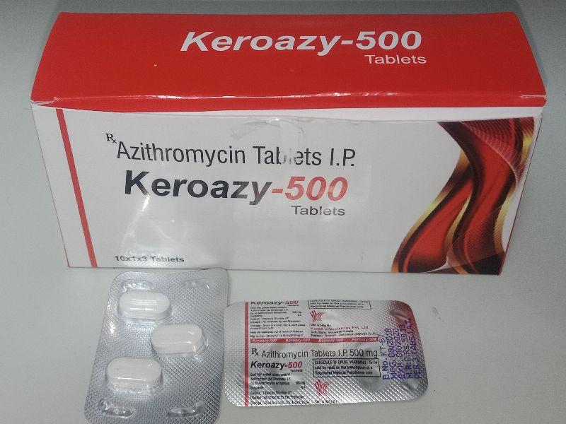 Keroazy 500 Tablet