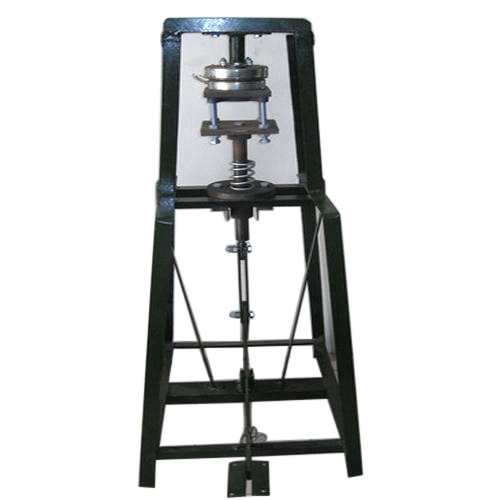 Foot Press Dona Making Machine