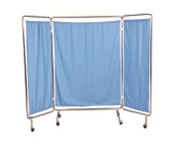 Bed Side Screen Tri Fold 01