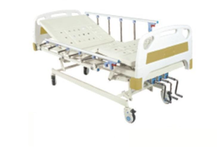 Deluxe Manual 3 Function ICU Bed