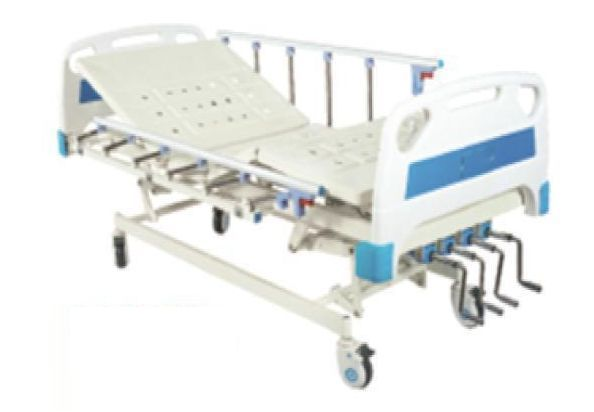Deluxe Manual 4 Function ICU Bed