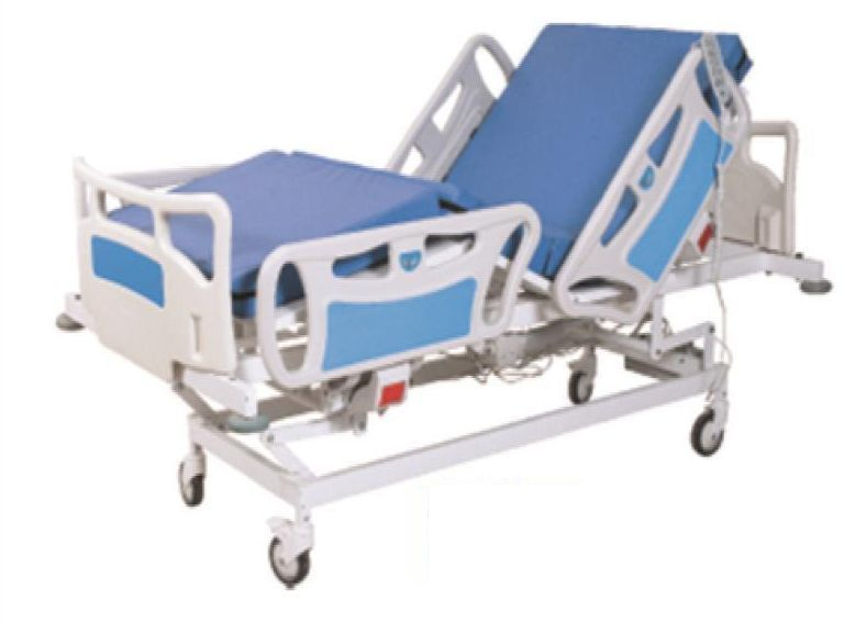Excel Motorized 5 Function ICU Bed