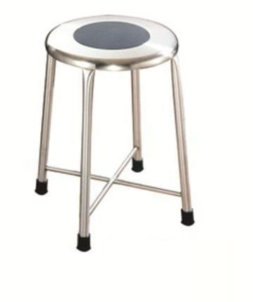 MA ST 105 Stainless Steel Fixed Stool