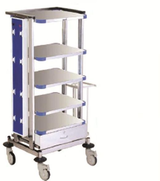 MA TRY 1101 Monitor Trolley