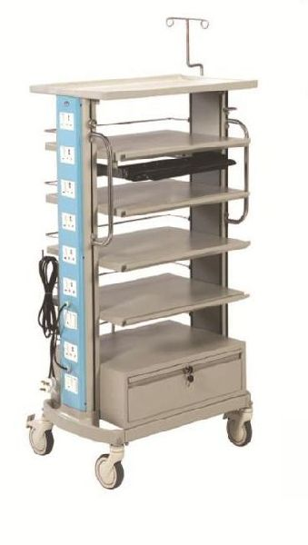 MA TRY 1102 Monitor Trolley