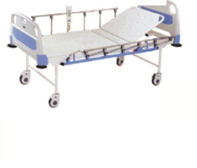 Premium Motorized Semi Single Function Ward Care Bed