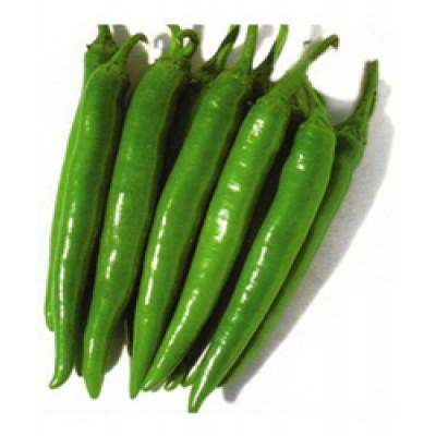 Natural Green Long Chilli