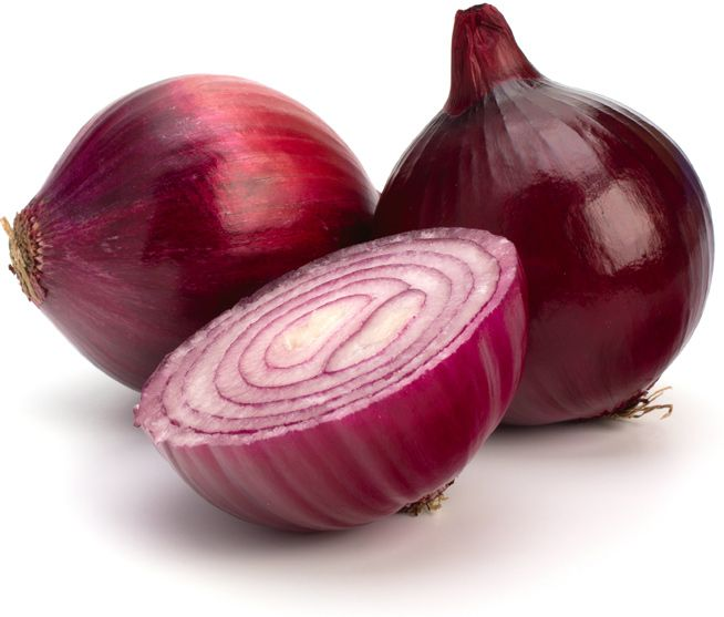 Natural Red Onion