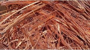 Brown Copper Scrap