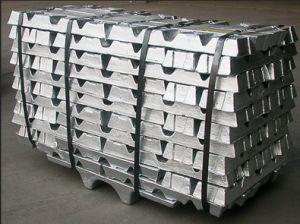 Rectangular Aluminium Ingots