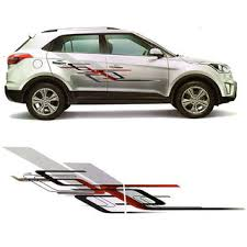 Auto Graphic Car Sticker 01