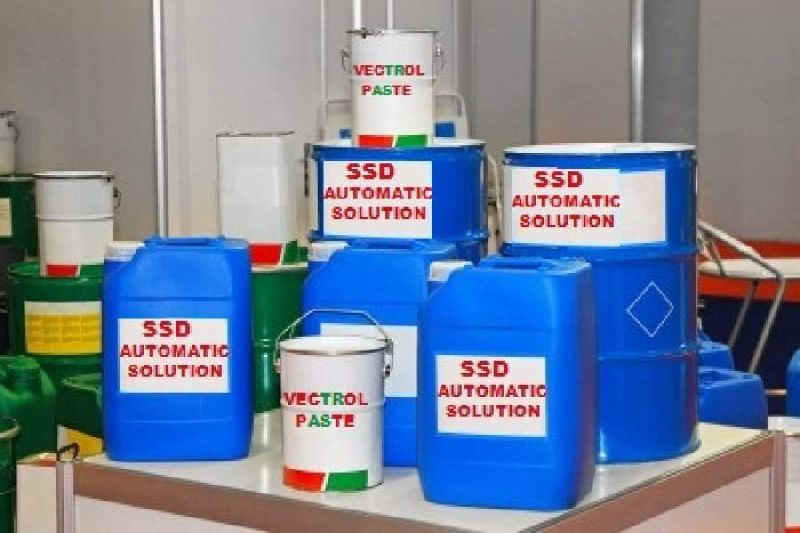 SSD Pure Super Automatic Chemical