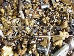 Brass Scrap 02
