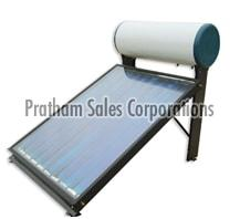 Domestic Flat Plate Solar Thermal Water Heater