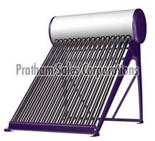 ETC Solar Thermal Water Heater