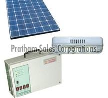 LED Solar Home Lighting System