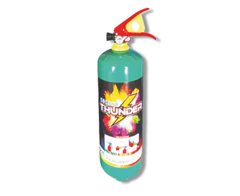 Holi Powder Extinguisher