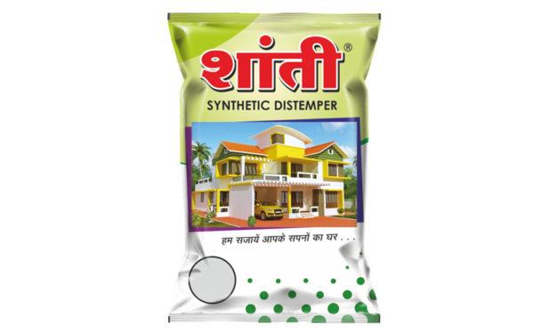 Shanti Synthetic Distemper