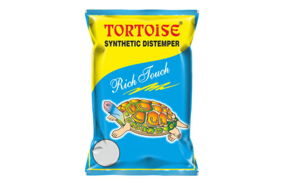 Tortoise Synthetic Distemper