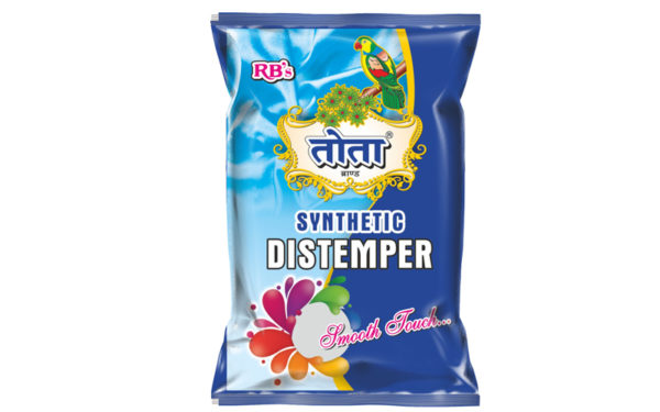 Tota Synthetic Distemper