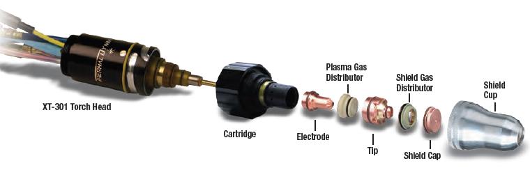 Autocut_300XT Thermal Dynamics Plasma Torch