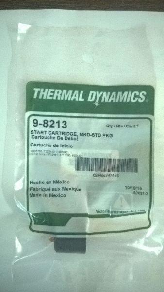 Thermal Dynamics Plasma Consumables Cartridge