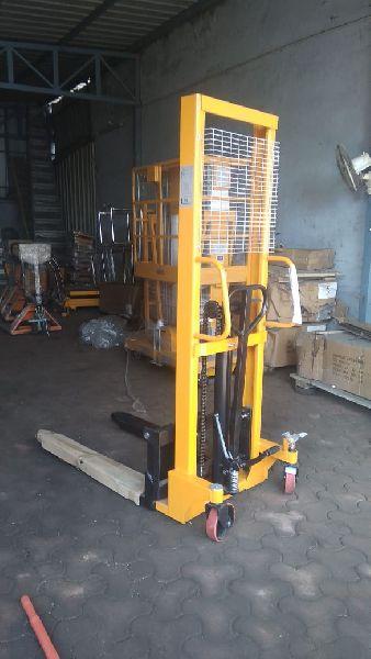 Alluminium High Lift Pallet Truck 02