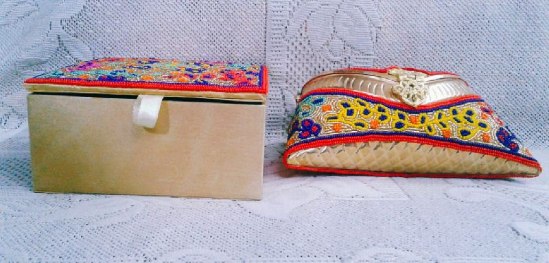 Embroidery Jewelry Box Set 03