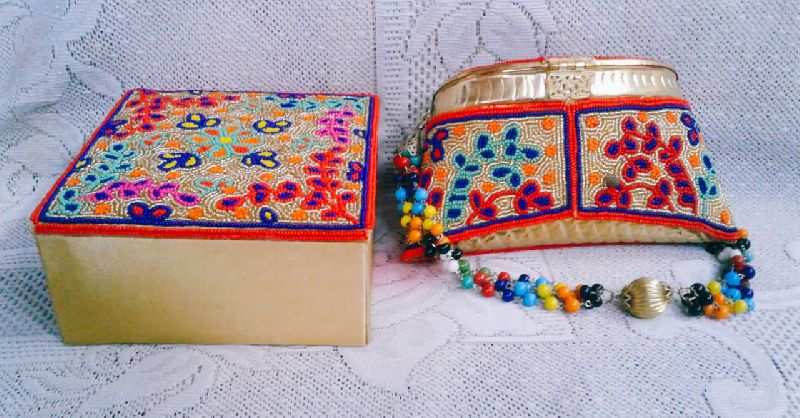 Embroidery Jewelry Box Set 04