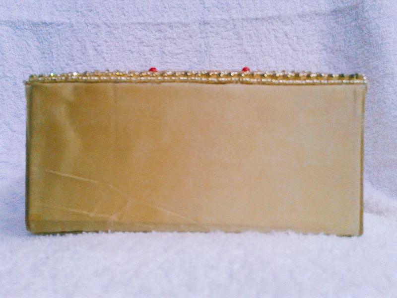 Gold Moti Jewellery Box 03