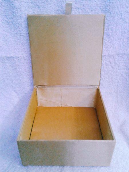 Gold Moti Jewellery Box 04