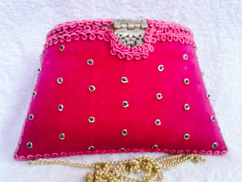 Suraj Embroidered Clutch Purse 03