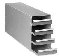 UE-ALHSR-2ML-05 Aluminum Horizontal Sliding Rack