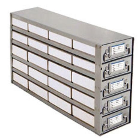 UE-ALHSR-2ML-08 Aluminum Horizontal Sliding Rack