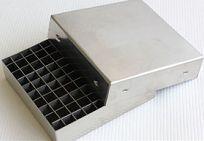 Aluminum Vial Box