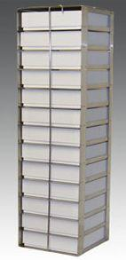 Aluminum Vertical Rack