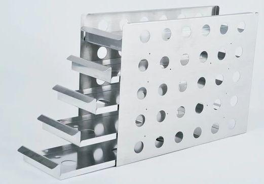 UE-SSHSR-2ML-03 Stainless Steel Horizontal Sliding Rack