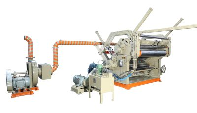 Double Profile Single Facer Machine