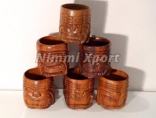 Wooden Carved Handicrafts