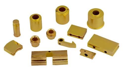 Brass Lock Parts