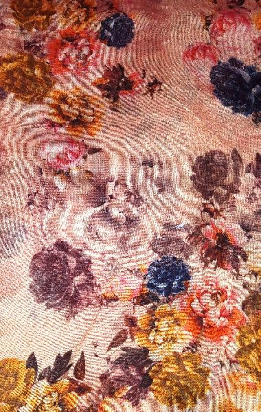 Handwoven Silk Fabric