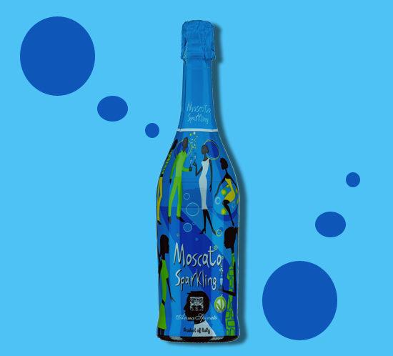 Moscato Sparkling Wine
