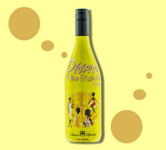Prosecco Frizzante Wine