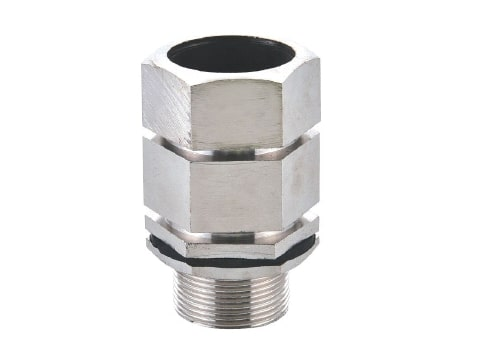 Double Compressor Cable Gland
