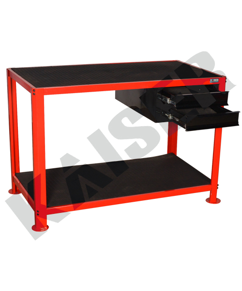 2 Drawer Workbench Without Panel Border